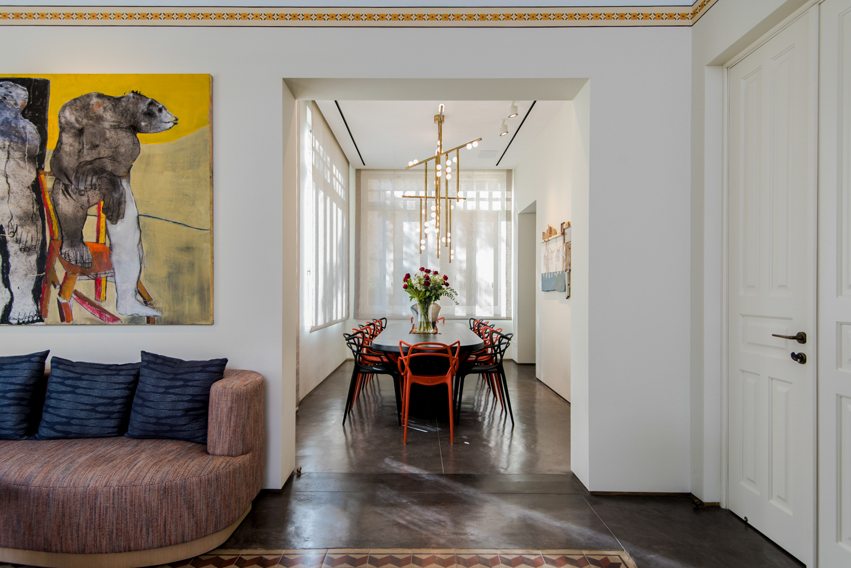 Art Deco Villa