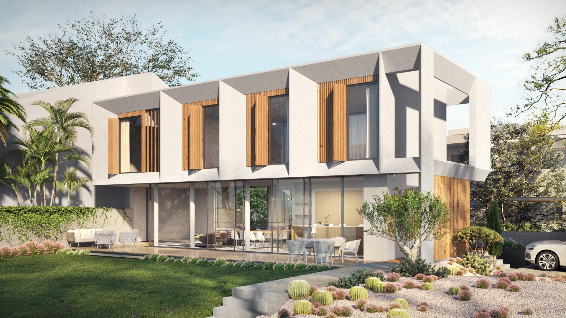 Shamgar Villa, Tel Aviv